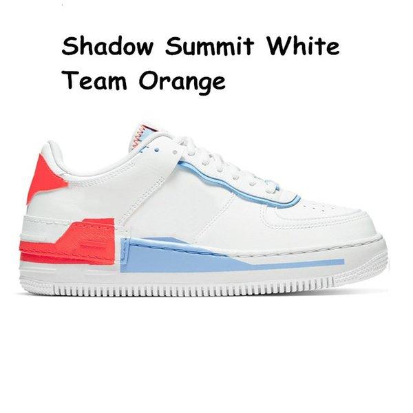 22 36-40 Shadow Summit White Team Orange