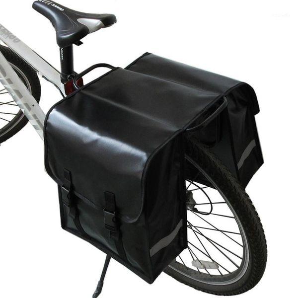 best selling Cycling Bags Bike Rear Bag Waterproof Pannier Bicycle Tail Seat Trunk Bycicle Rack1