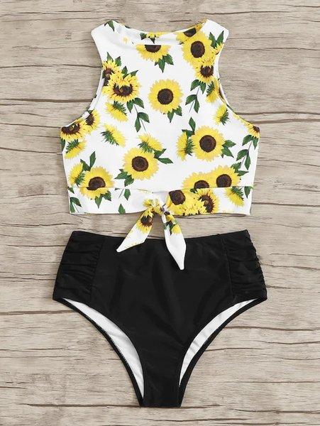 15 black sunflower