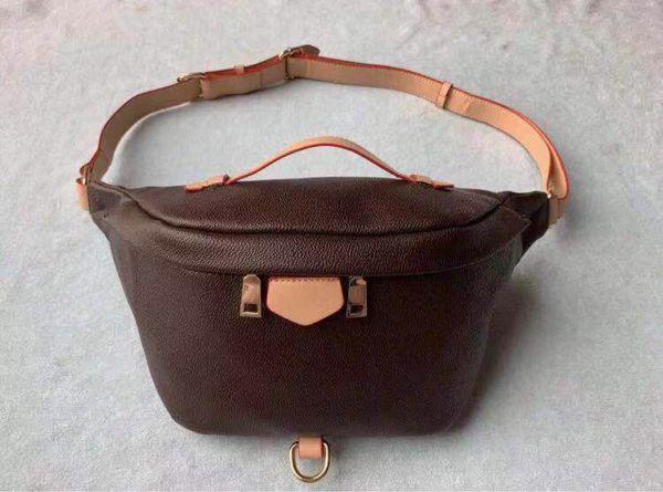 top popular Newest Stlye Bumbag Cross Body Shoulder Bag Waist Bag Temperament Bumbag Cross Fanny Pack Bum Waist Bags 2020