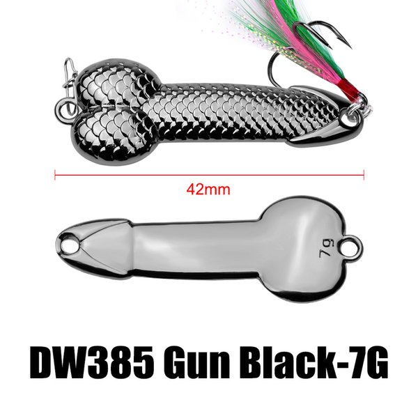 42mm 7g - Gun Black