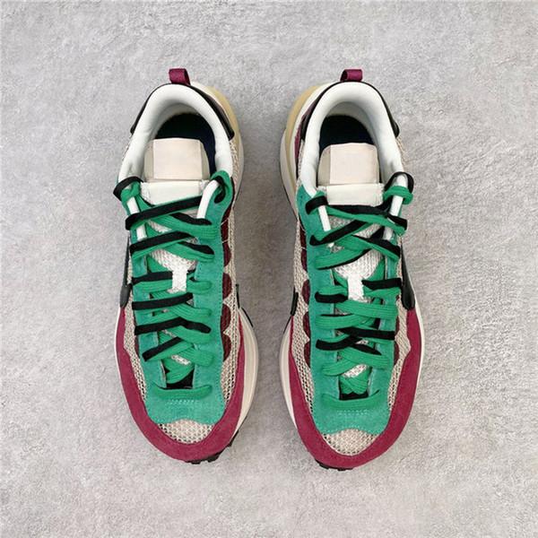 best selling LDV Waffle Pegasus String Villain Red Women Shoe Black White Red Green Yellow Platform Shoe VaporWaffle 3.0 VaporFly Sail Designer Men Shoes