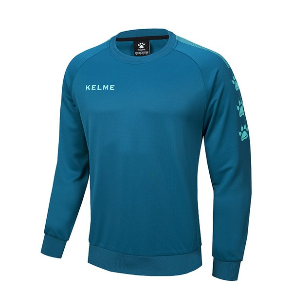 Asiatische Größe XL-Blau Pullover