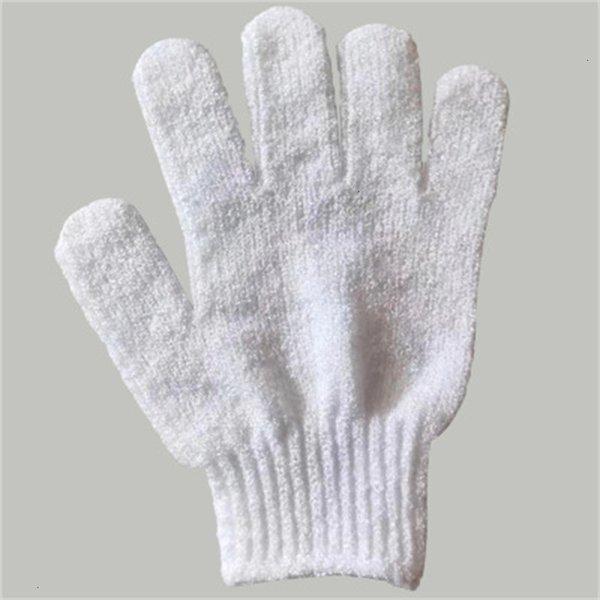 # 2 guantes de baño