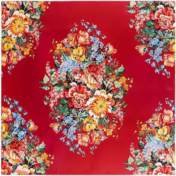 Rouge 130 x 130 cm