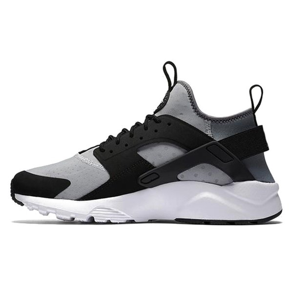 #1 4.0 Grey Black 36-45