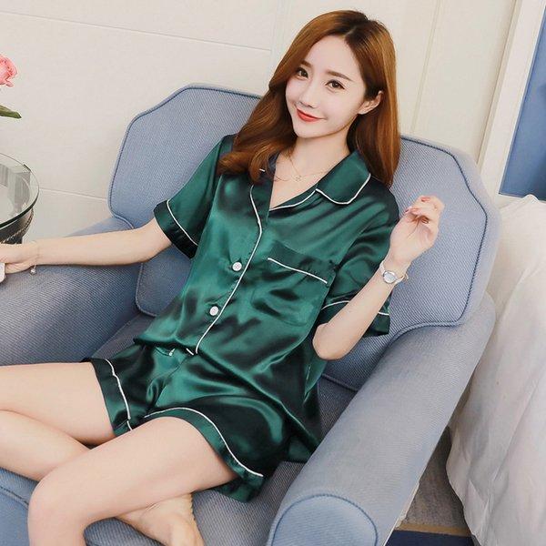 Weimi Short Grass Green