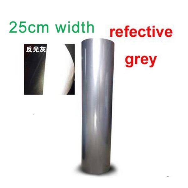 25x100 Refective gris