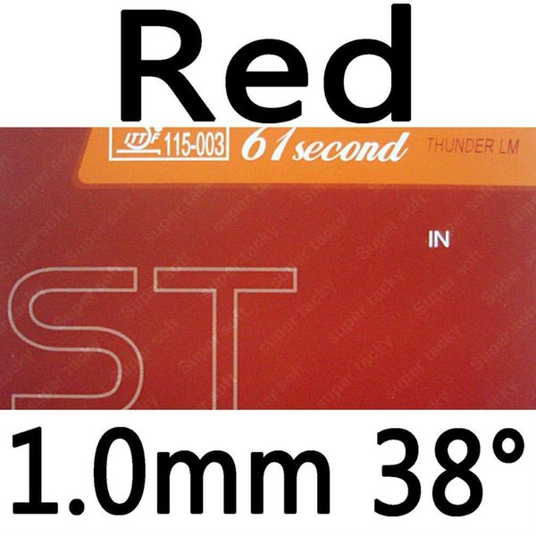 Red 1.0mm H38