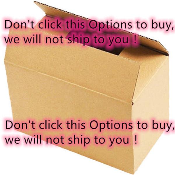 No haga clic para no comprar la nave