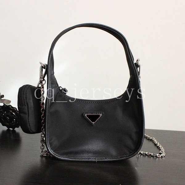 best selling Vintage cheap crossbody bag pleated handbags feel mini shoulder bag for women classic bags fashion chest purse chain tote key wall