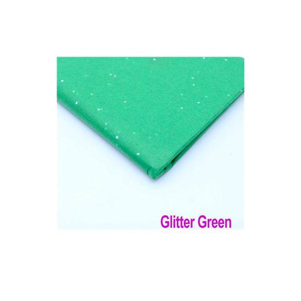 Glitter green_175
