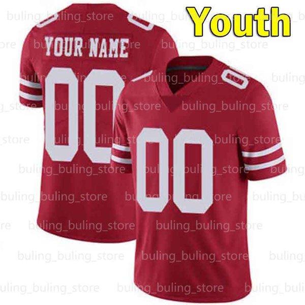 Jersey giovanile personalizzato (49 r)