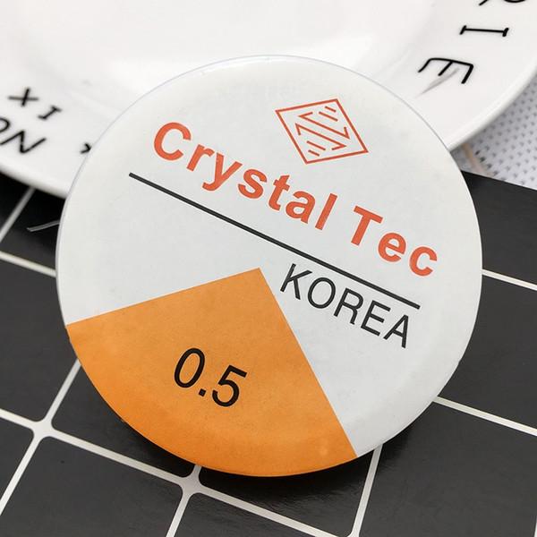 Trasparente 0,5 millimetri di cristallo elastico Discussione