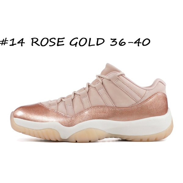 # 14 OURO ROSA 36-40