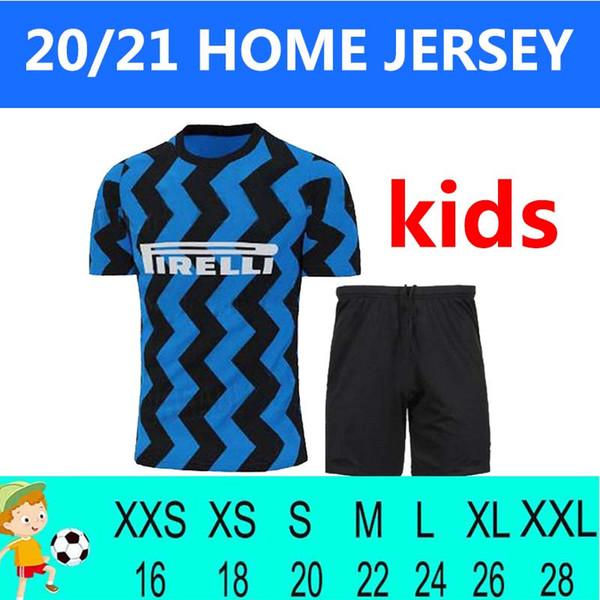 14 crianças em casa