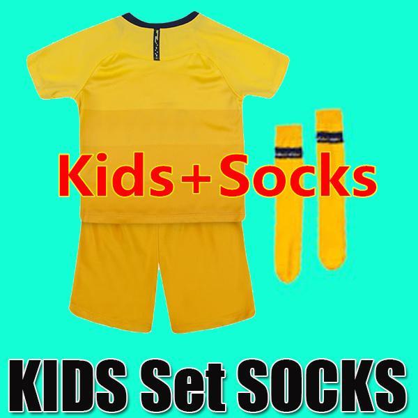 Kids 3ème + chaussette