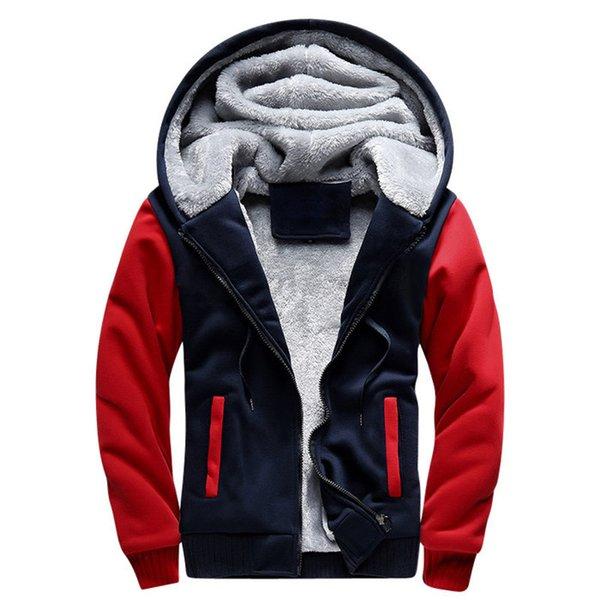 Kırmızı Hoodies W02