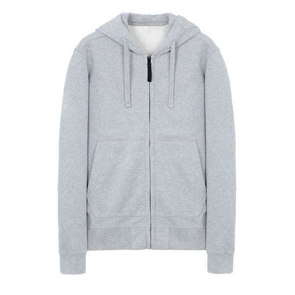 best selling 18FW 60220 ZIP HOODED SWEATSHIRT TOPST0NEY Men Women Hooded Sweatshirts Fashion Hoodie clothing 5S5E