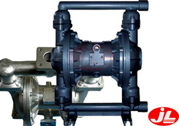 top popular Chongfu double pneumatic diaphragm pumps P8 2inch wilden pump with ptfe diaphragm 2021