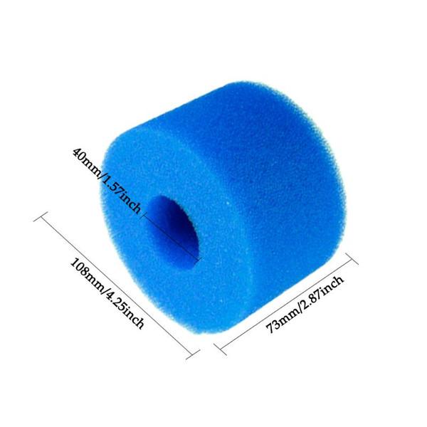 S azul
