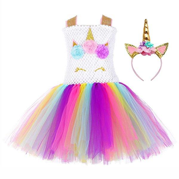 Vestido de unicornio 4