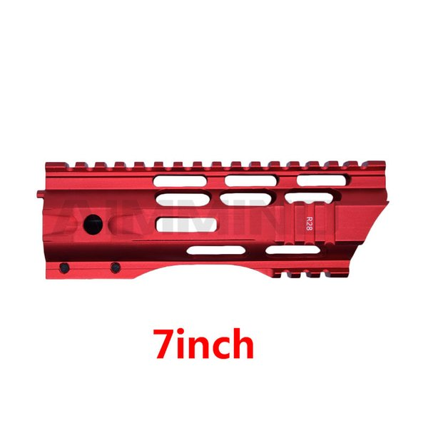 7inch Red