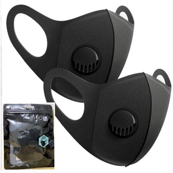 Máscara de la válvula de adultos