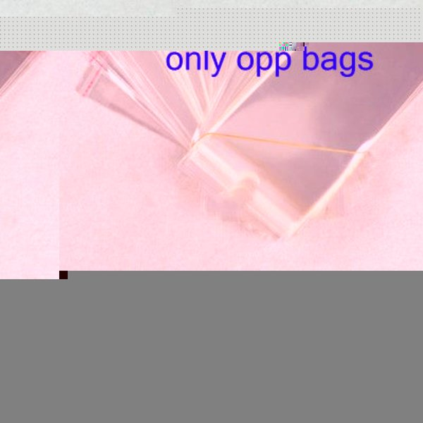 Bolsas de opp de 10x14cm