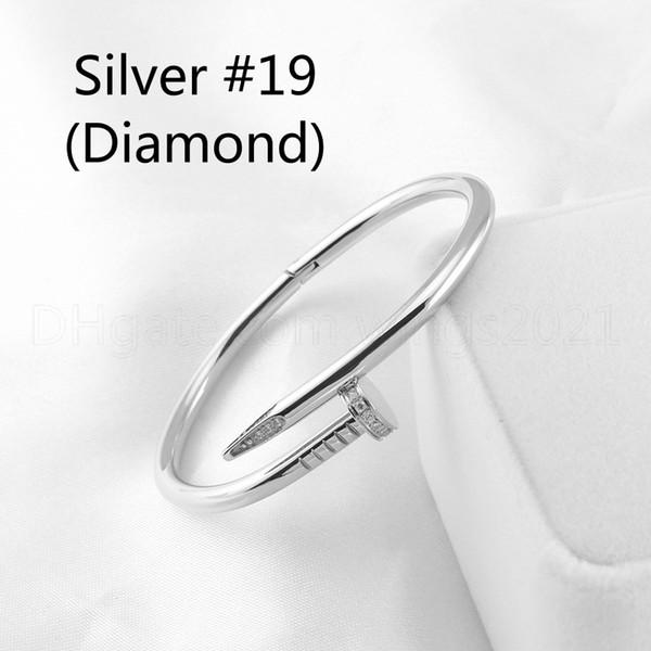 실버 # 19 (다이아몬드)