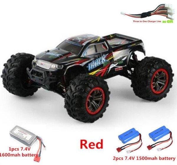 Batterie rouge 3