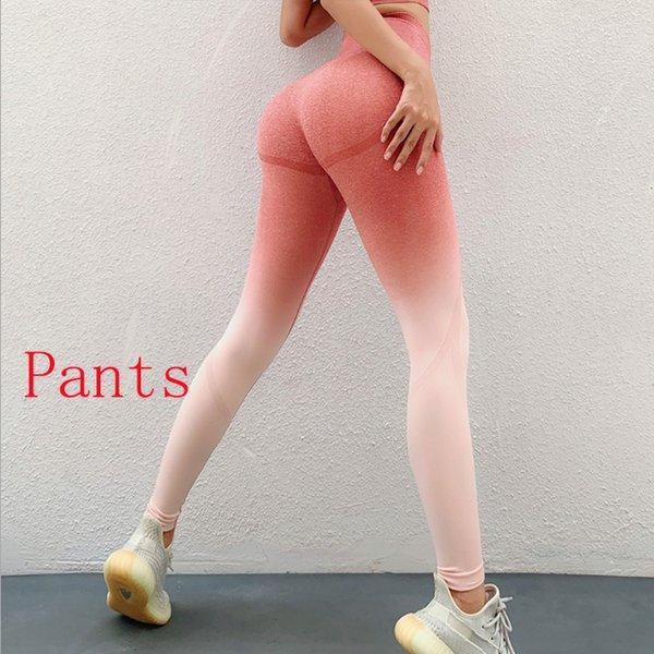 Calças rosa