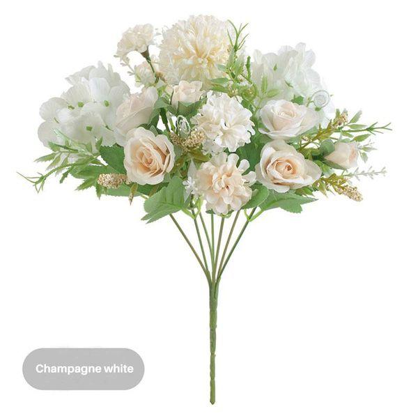 Rose Champagne-blanco