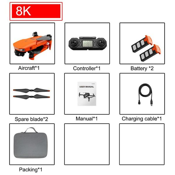 Orange 8K 2B