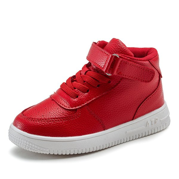 rojo zapatos
