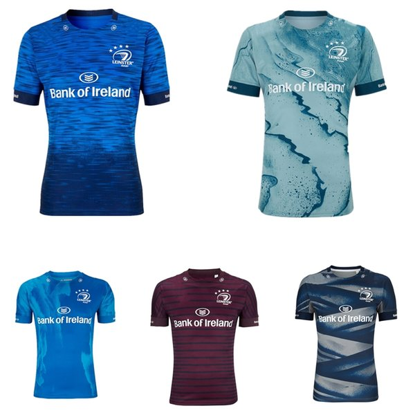 top popular 2020 2021 Leinster rugby jersey home away EUROPEAN ALTERNATE best quality LEINSTER irish rugby club shirt size S-3XL 2020