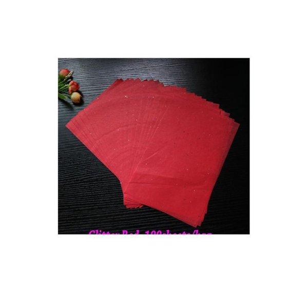 Glitter Red 100pcs_351074