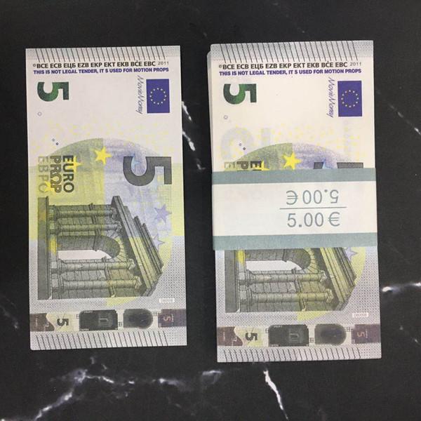 5 euos (100pcs)