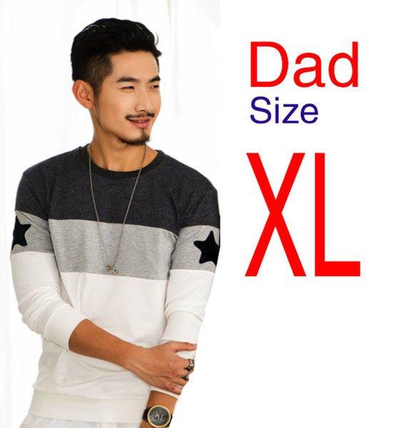 Папа Размер XL.
