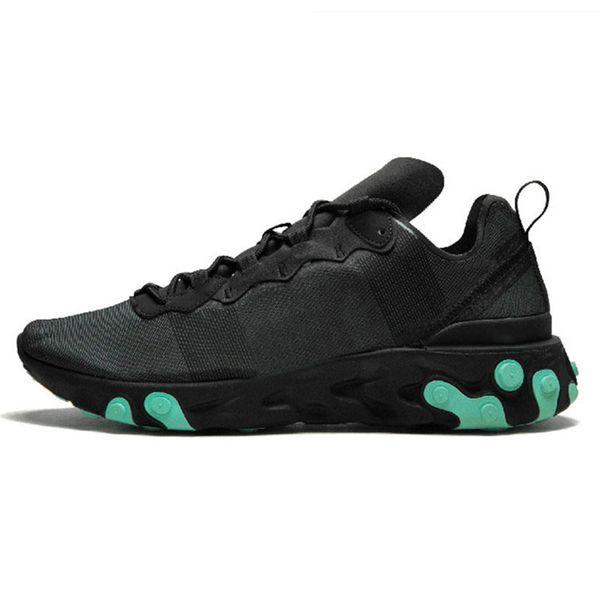 D27 Siyah Yeşil 40-45