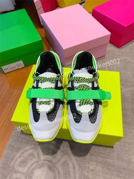 2021new Womans Trainer Black Walking Sneakers Men Women Black Red Casual Shoes Fashion Paris Sneakers zd201123