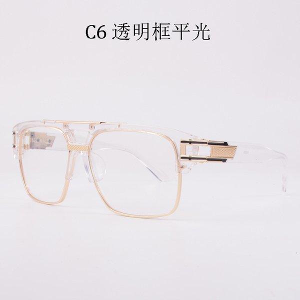 Piatto telaio trasparente C6