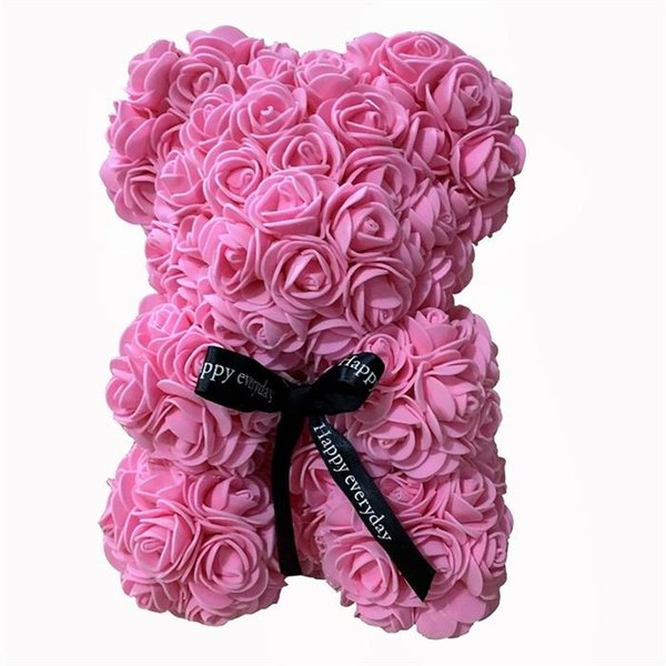 25 cm pink.