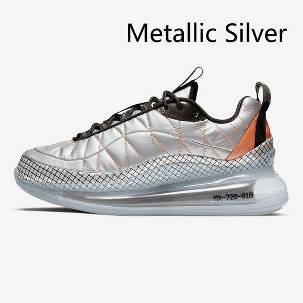prata metálica