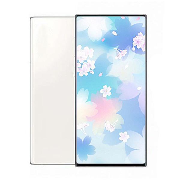 best selling Full Screen Goophone N10+ N10 Plus MTK6580 Quad Core 1GB RAM 8GB ROM 6.8inch 8MP WIFI 3G WCDMA phone with Sealed Box