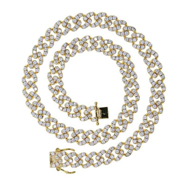 Gold Weiß 46cm