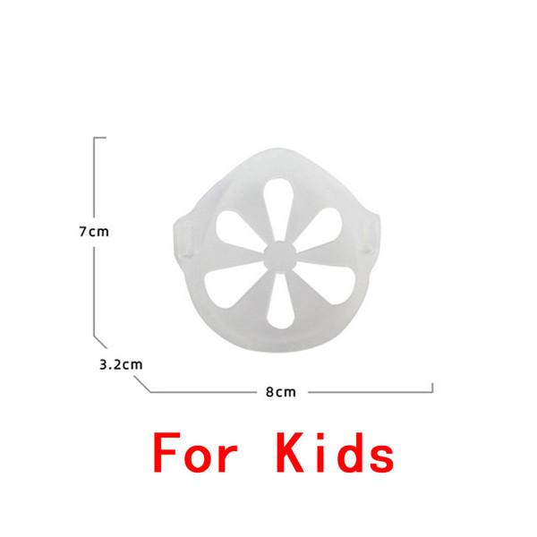 8 * 7 cm (para los niños)
