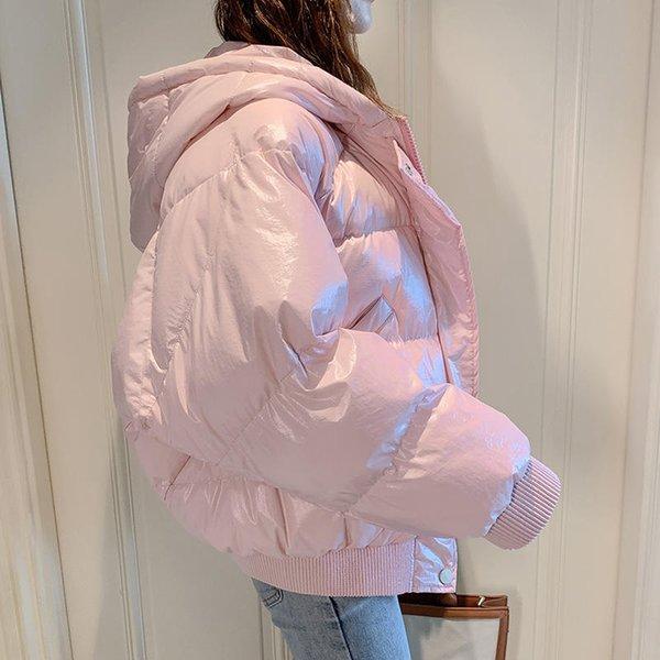 Розовые ветровки-S