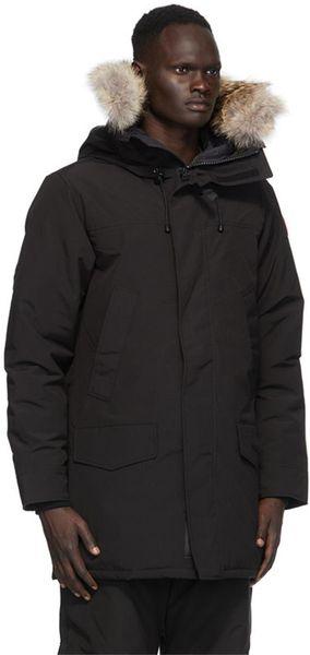 best selling Mens Winter Coats Down Jacket Homme Outdoor Winter Jassen Outerwear Big Fur Hooded Fourrure Manteau Down Jacket Coat Hiver Parka Doudoune