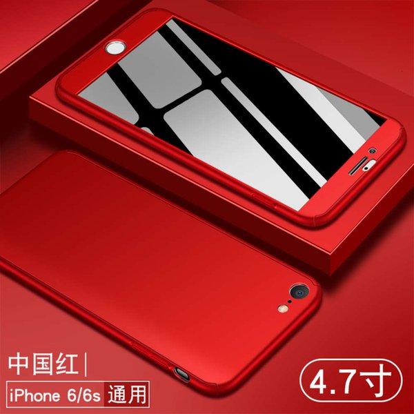 6 / 6s (4. 7 polegadas) China Red Enviar filme temperado